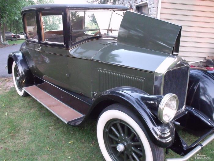 1925 PIERCE ARROW OPERA CPE