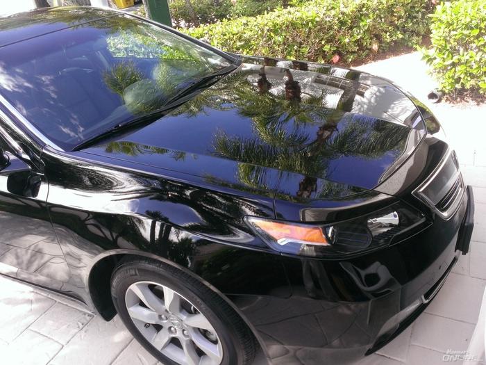 meguiars show car glaze 7 instructions