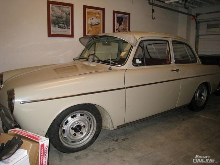 1965 Volkswagen 1500 Notchback Right Hand Drive