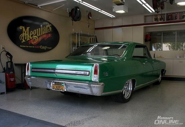 Mike Pennington's 1967 Nova