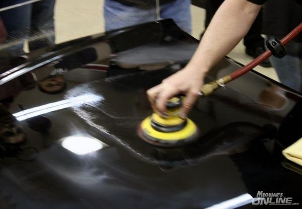 DA Sanding - Open Garage