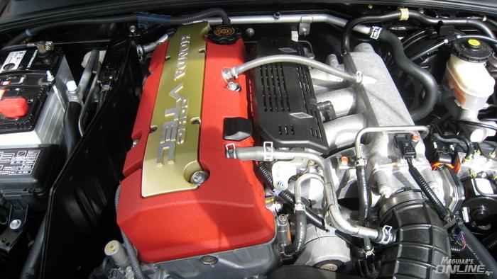 Engine Detail (30 March 2009)