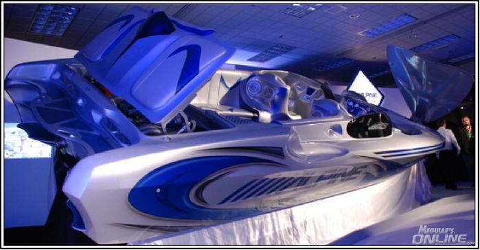Alpine Electronics 2008 Sport Boat Cut & Rub Session