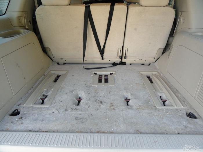 Rear Cargo Before