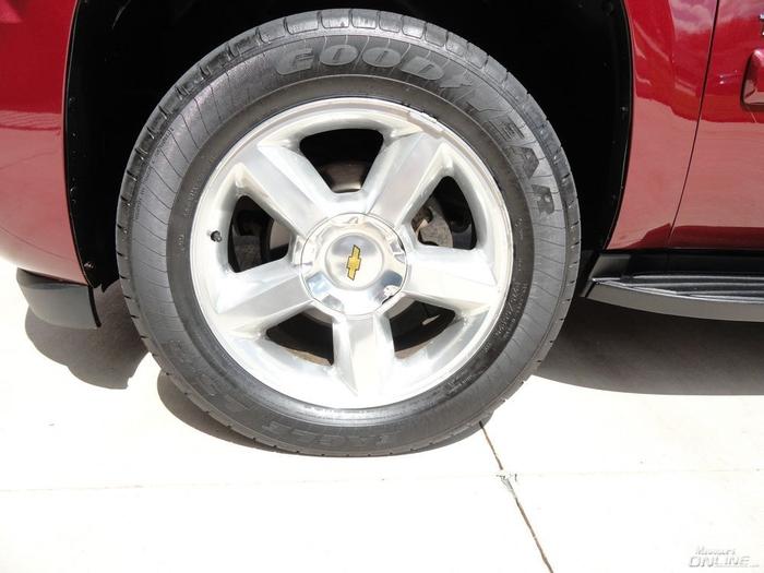 Wheel Shot After