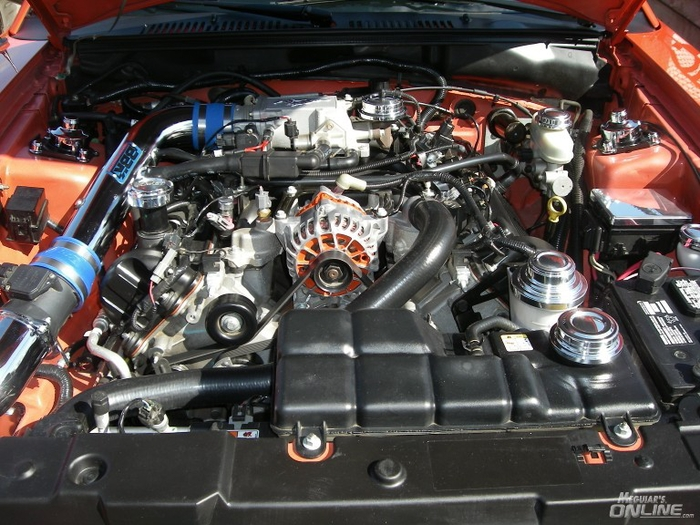 2004 Mustang GT Covert