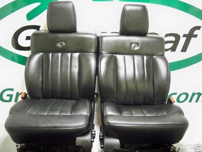 Harley Davidson F150 Seats