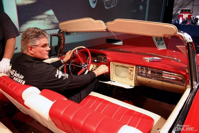 TV in Cadillac