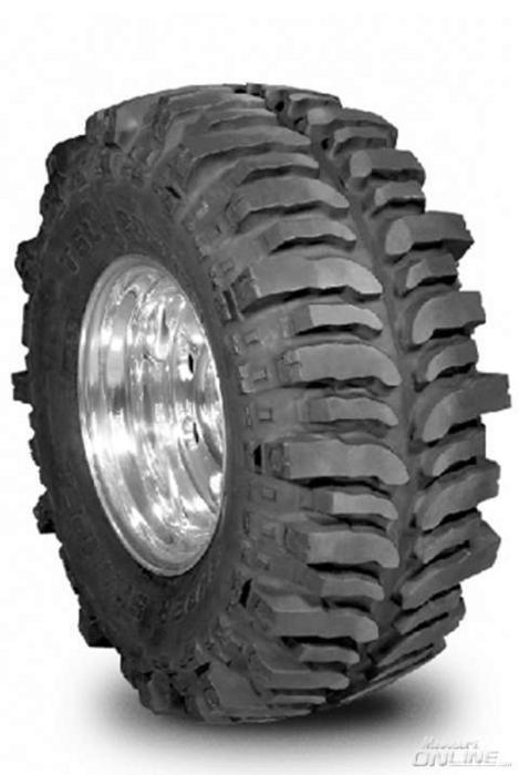 Bogger Tires