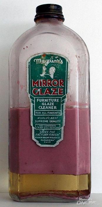 Furniture Glaze Cleaner